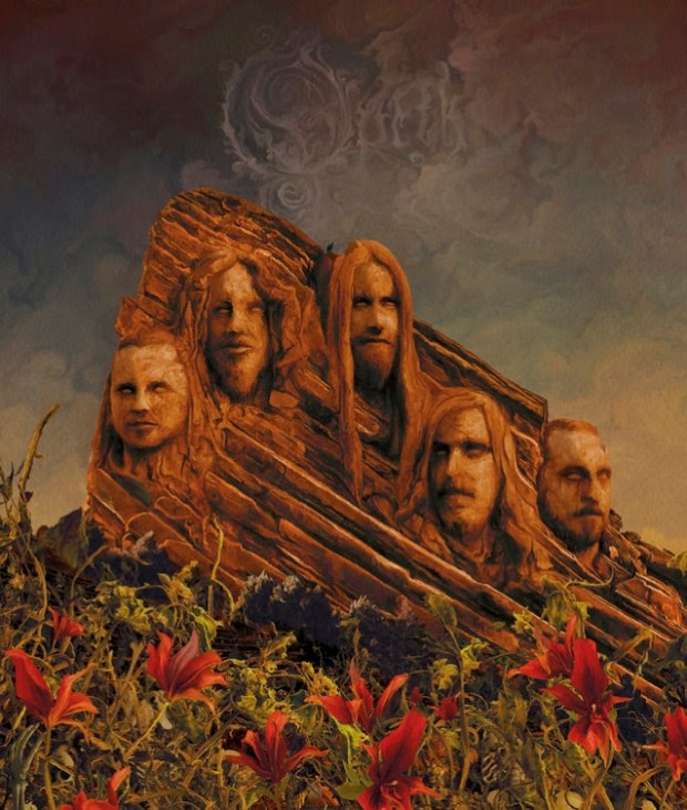 Opeth - Garden of the Titans