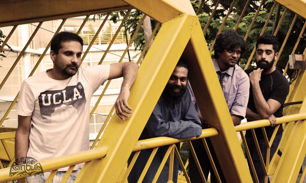"Indian Prog Rockers RAINBURN Launch ""Suicide Note"" Lyric Video"