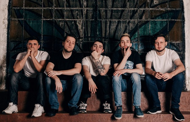 """Premiere: GONE ARE THE DAYS Launch """"Show Your Temper"""" Video"""