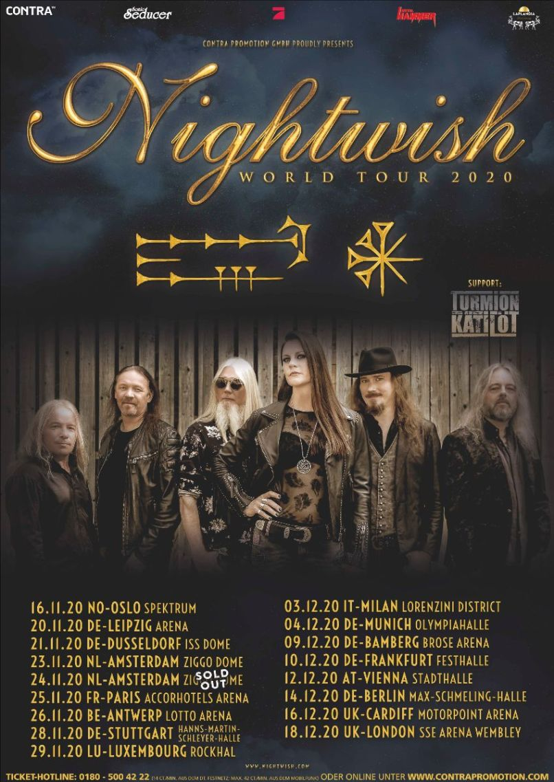 This image has an empty alt attribute; its file name is Nightwish-Tour-2020.jpg