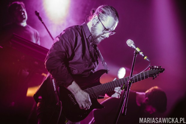 Ihsahn live at Zaklete Rewiry, Wrocław, November 2018. Photo by Maria Sawicka