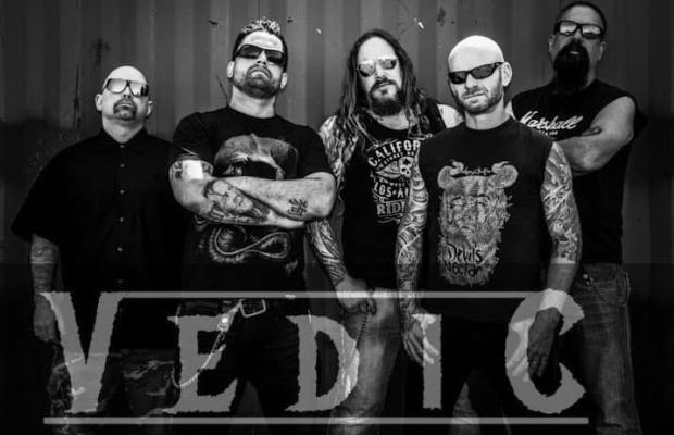 "Exclusive: VEDIC Launch Lyric Video for ""Dead on Impact"""