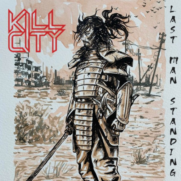 Kill city - Last man standing