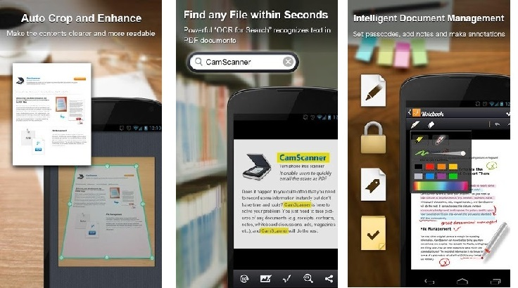 How to Use Our Mobile as Scanner - CamScanner Phone PDF Creator