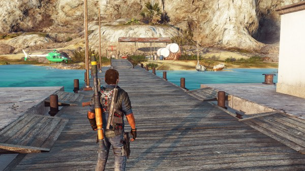 Руководство по настройке графики Just Cause 3 - ProGamer.Ru