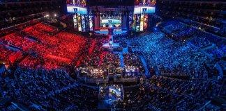 Image taken from LoL ESL esports tournament