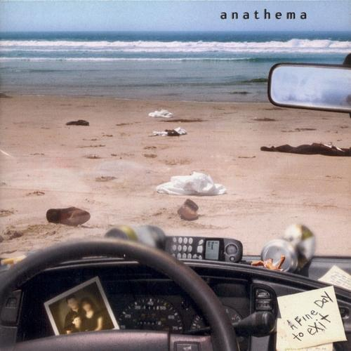 Anathema - A Fine Day to Exit CD (album) cover