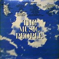 Various Artists (Label Samplers)The Music People album cover