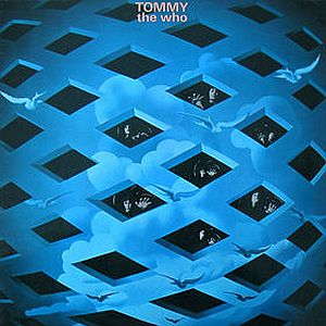 "Original Album Cover Art for ""Tommy"""