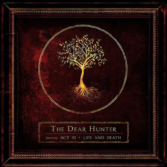 The Dear Hunter Act III: Life and Death album cover