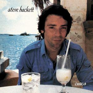 Steve Hackett Cured  album cover