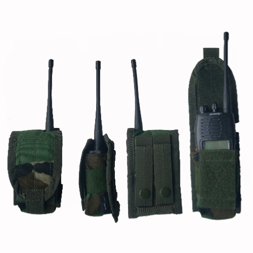 Molle Radiopouch US Woodland