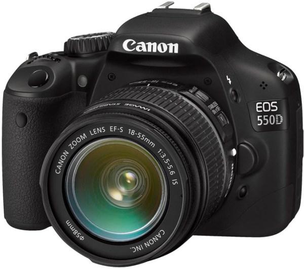 Цифровой фотоаппарат Canon EOS 550D. Где купить Canon EOS ...