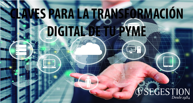 Claves para la transformación digital de tu pyme