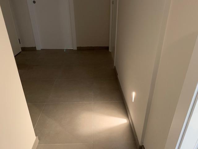 Impianto di luce a pavimento