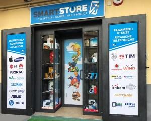 Allestimento SmartStore