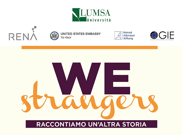 Save the date | We strangers
