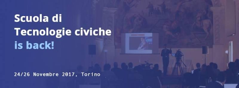 Ecco a voi la terza edizione della Scuola di Tecnologie civiche!