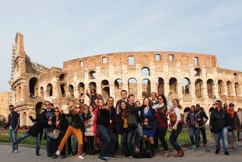 Roma, Marzo 2014 - I ICMDA Western Europe Conference