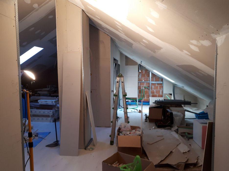 ristrutturazione sotto tetto