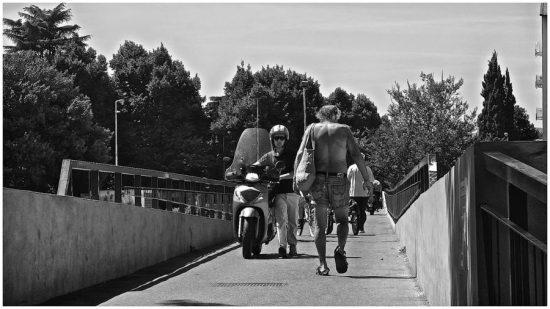 Carlo Monni alle Cascine. © Massimo Lensi