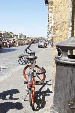 Lungarno Acciaioli, Firenze. © Grazia Galli