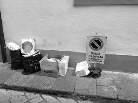 Via Faenza, Firenze. Foto © Grazia Galli