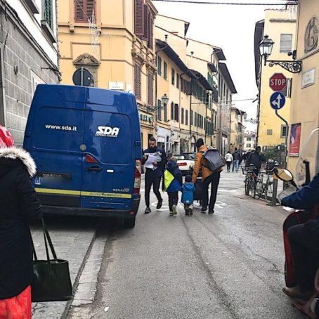 via San Zanobi, Firenze