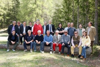 Cortina d'Ampezzo Golf Court: Team