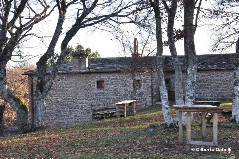 Eremo della Casella - Progettoideal chiusi della verna (©gilberto gabelli)