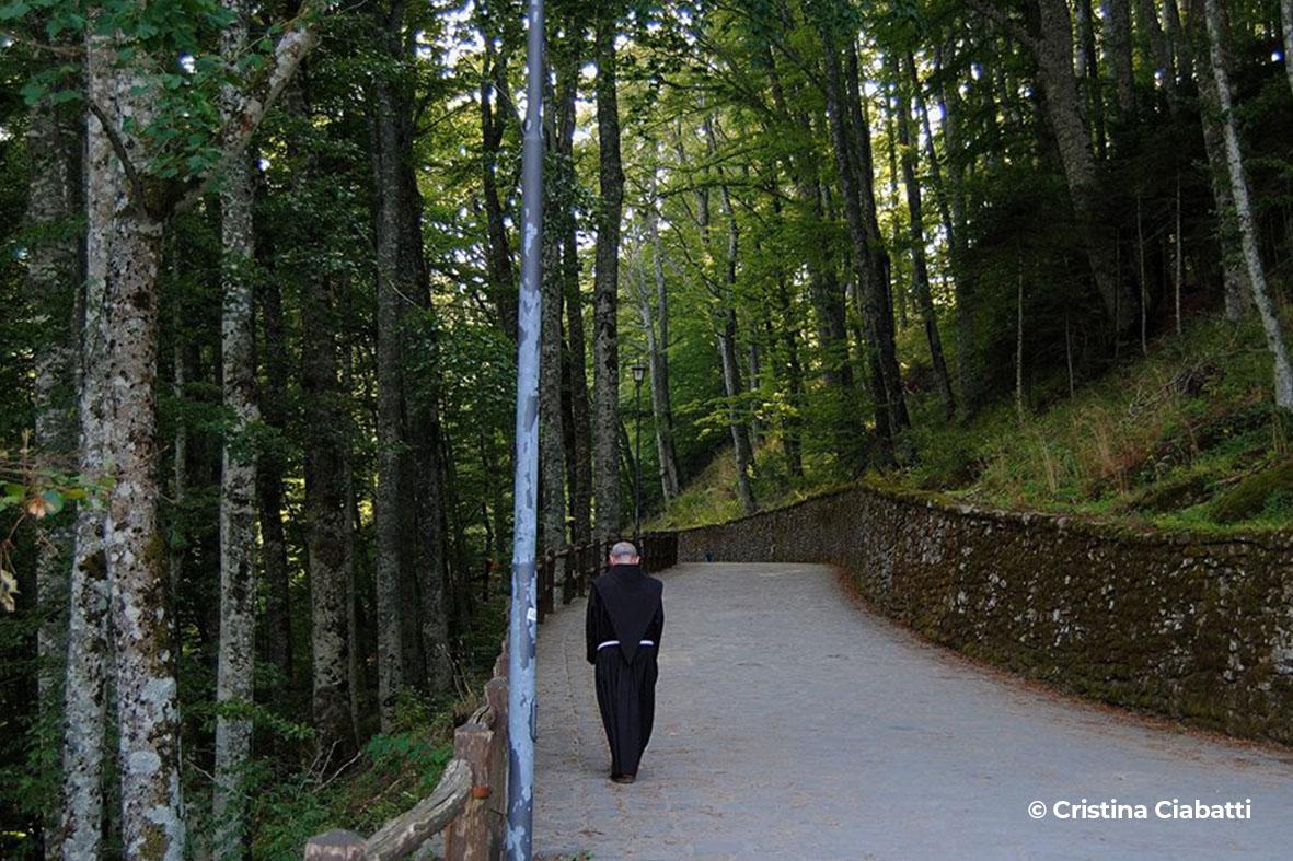 Santuario della Verna - Progettoideal chiusi della verna (©cristina ciabatti)2
