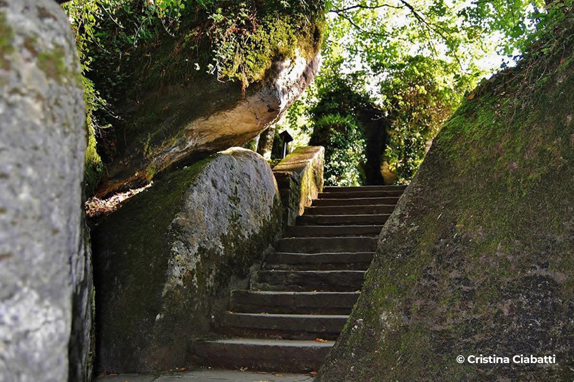 Santuario della Verna - Progettoideal chiusi della verna (©cristina ciabatti)6