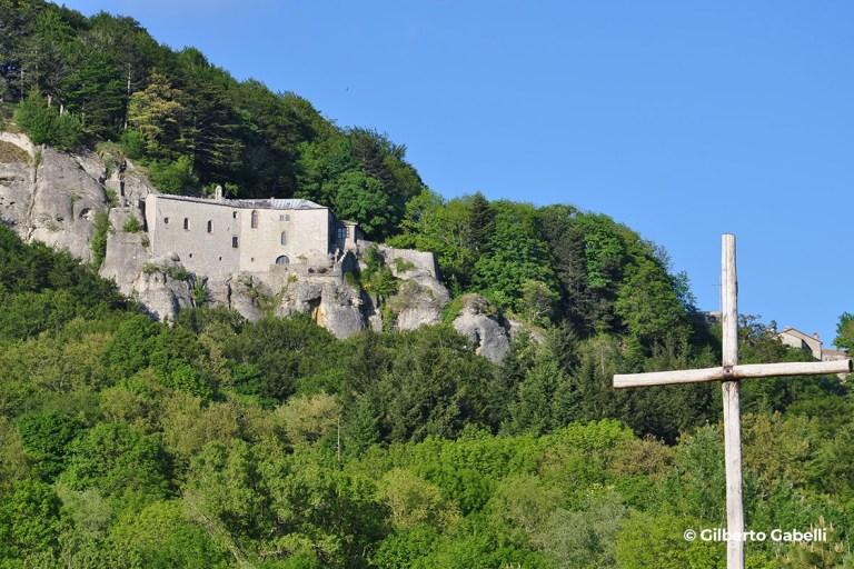Santuario della Verna - Progettoideal chiusi della verna (©gilberto gabelli)