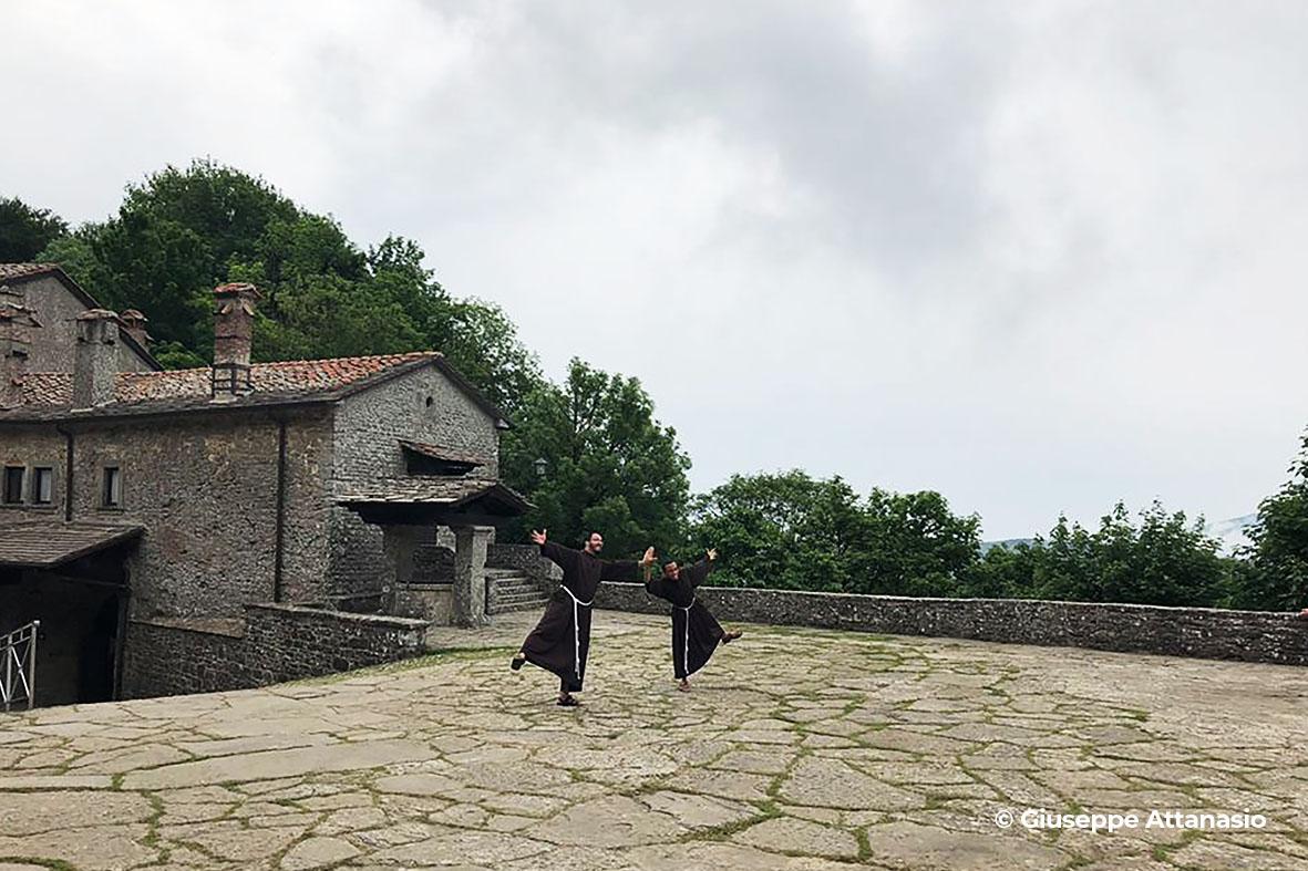 Santuario della Verna - Progettoideal chiusi della verna (©giuseppe attanasio)