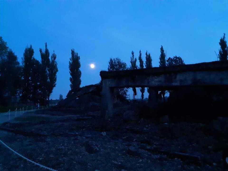 Birkeanu crematory