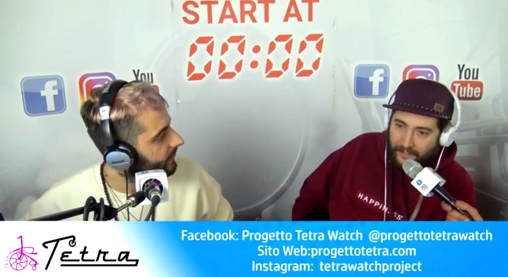Radio intervista – Live Social Radio