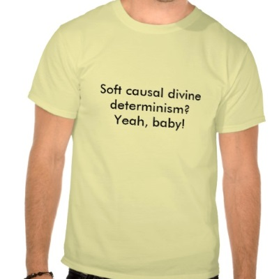 Soft Causal Divine Determinism T-Shirt
