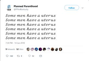 Some Men Have a Uterus