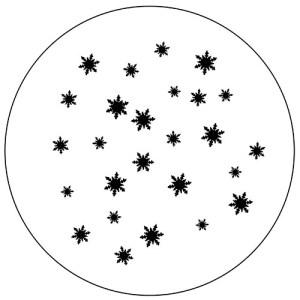Snowflakes #1