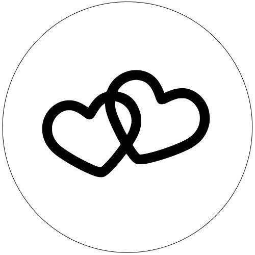 Interlocking Hearts