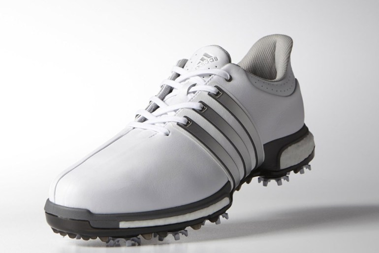 The Adidas Tour 360, the shoe that won the U.S. Open.