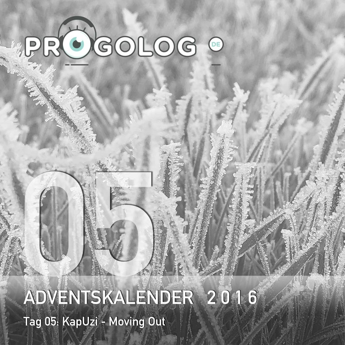 Adventskalender 2016 – Tag 05: KapUzi - Moving Out