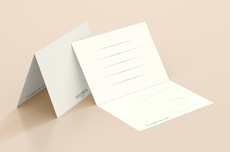 Solomita Gift Card