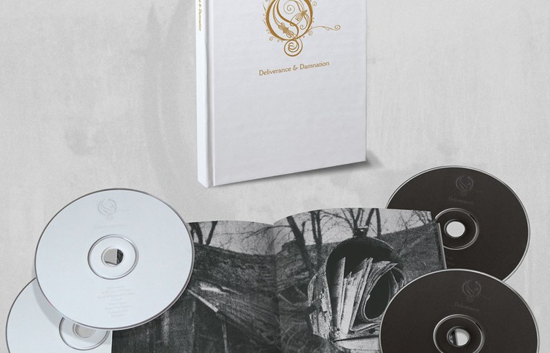 Review – Opeth – Deliverance and Damnation (remixed) – by Shawn Dudley