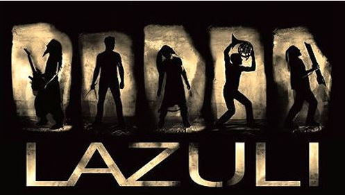 Review – Lazuli – Nos âmes saoules – by Kevin Thompson