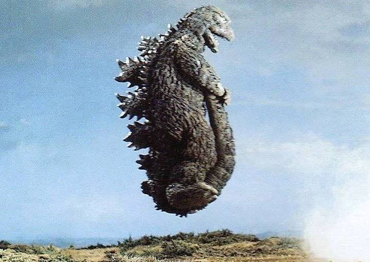 Review – Godzilla In The Kitchen  – S/T – by Progradar
