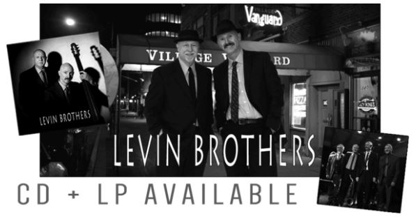 LEVIN BROTHERS 2017 TOUR feat. TONY & PETE LEVIN with ERIK LAWRENCE & JEFF SIEGEL