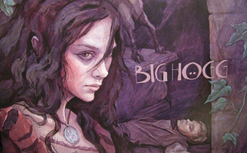 Review – Big Hogg – Gargoyles – by Craig Ellis Bacon