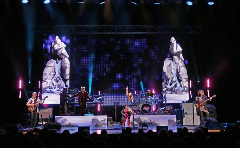 #YES50 – YES Announces 50th Anniversary Tour