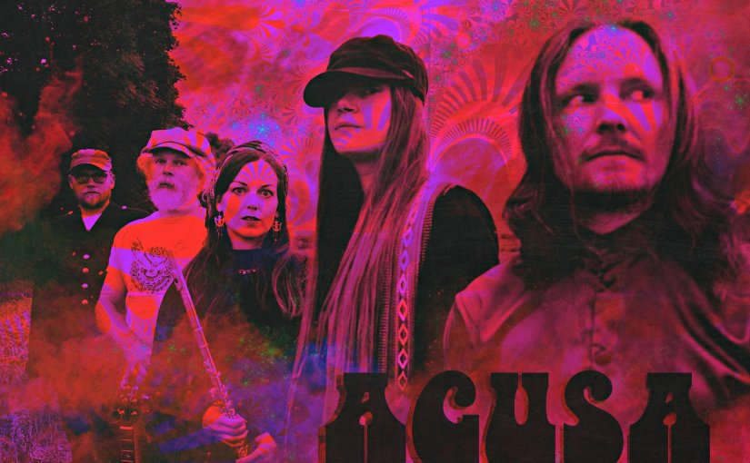 Review – Agusa s/t by James R. Turner